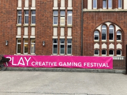 Die 8f bei der Gaming Messe play18